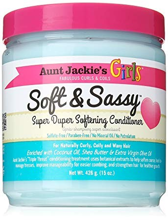 Aunt Jackie's Girls Softening Conditioner 426g