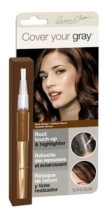 IG Cover Your Gray Root touch-up & Highlighter Med Brown