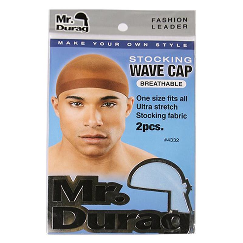 Mr Durag Stocking Wave Cap 4332 Kopfbedeckung Haar